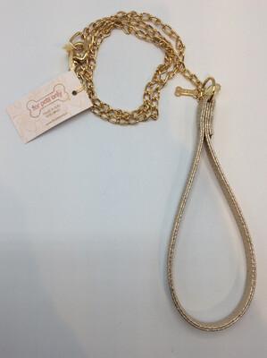 Chain Lead Gold