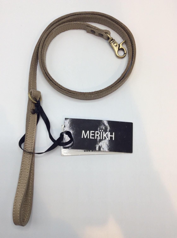 Leash Leather Beige