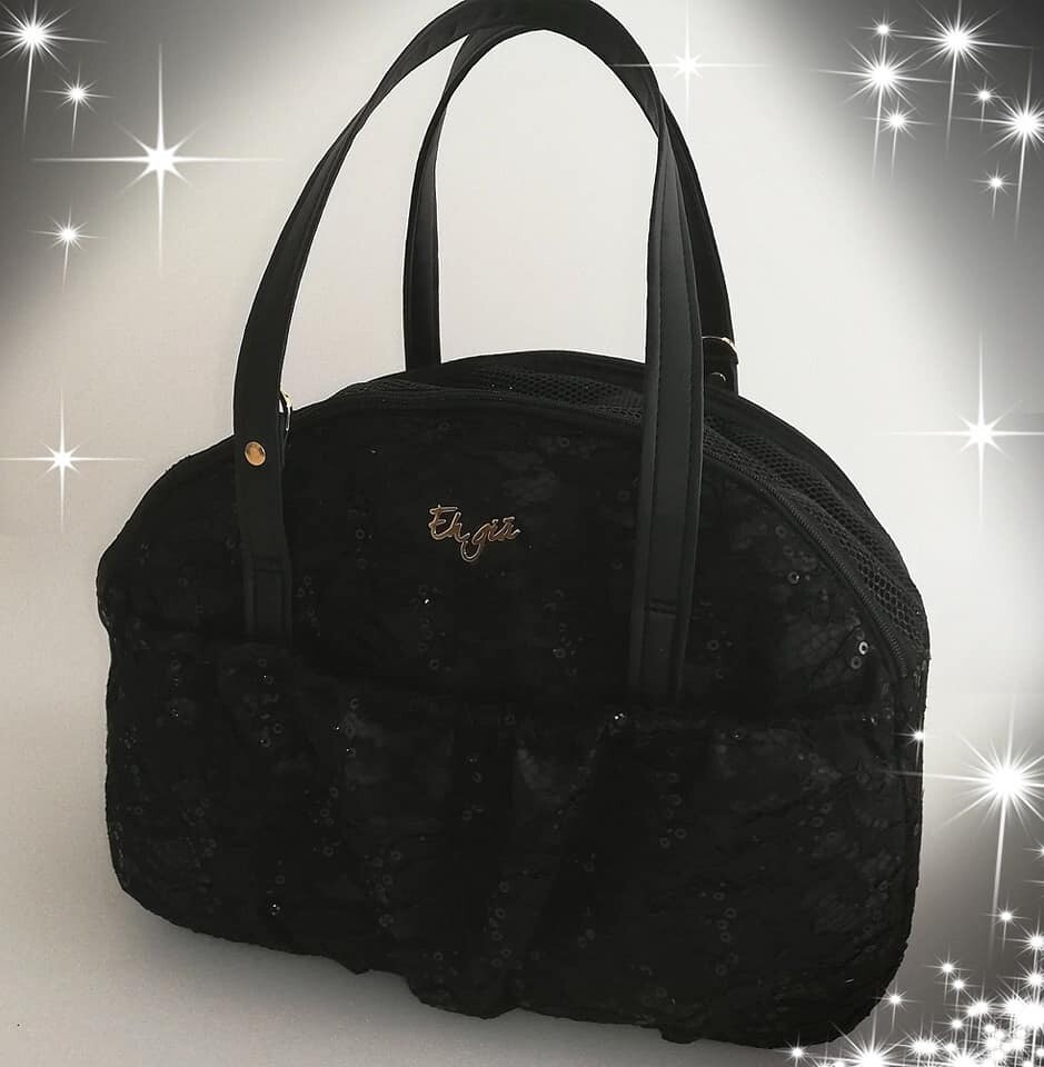 Traveler Bag With Lace S1