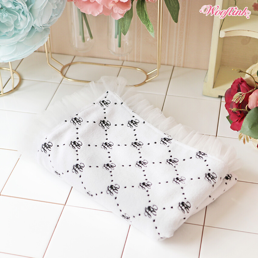 Baby Blanket White