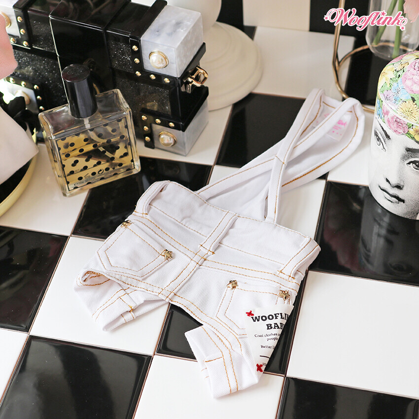 Must Have Pants White