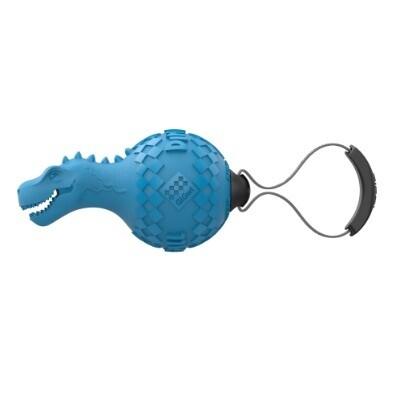 Push To Mute Dinoball T-rex