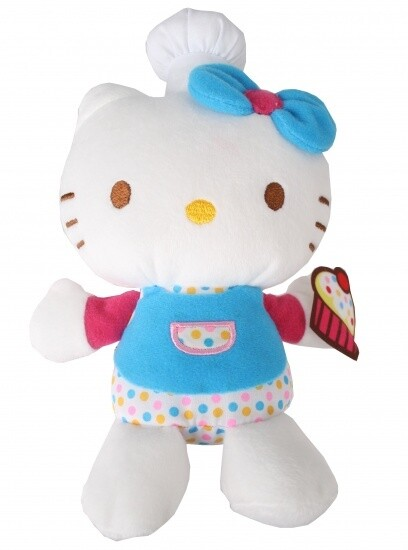 Hello Kitty Baker Blue