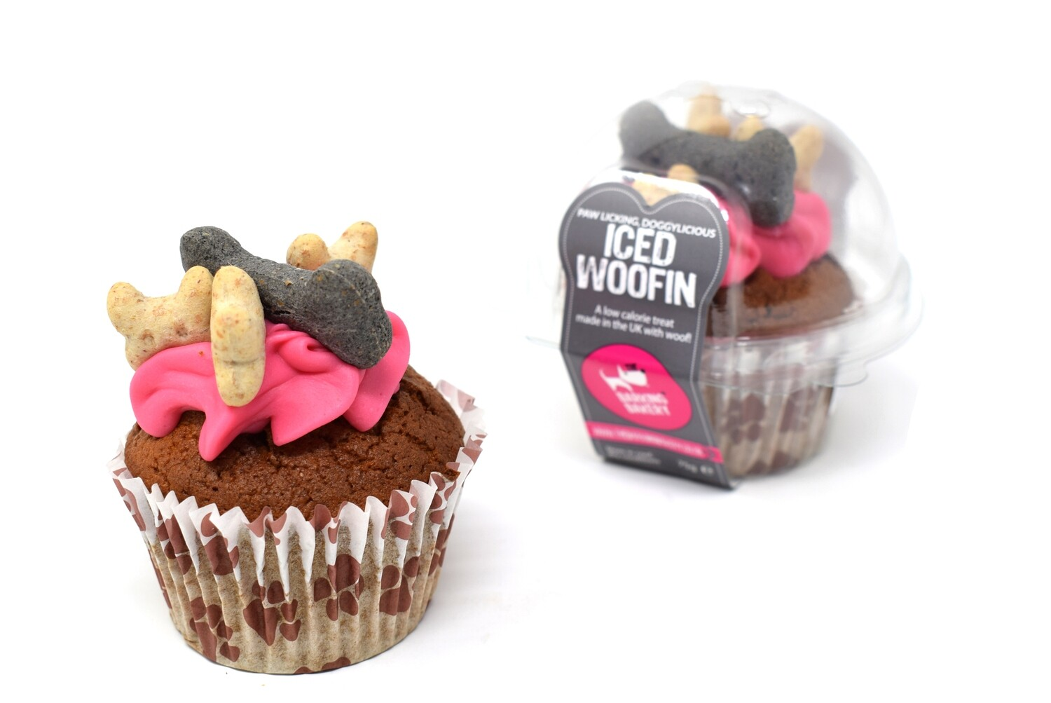 Cupcake Iced Woofin