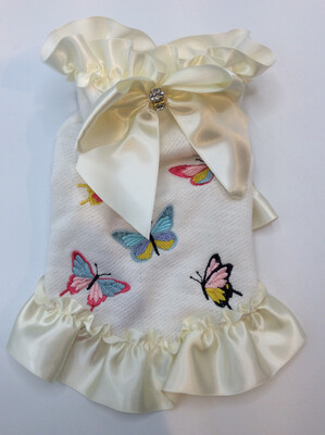 Butterfly White Maat 1