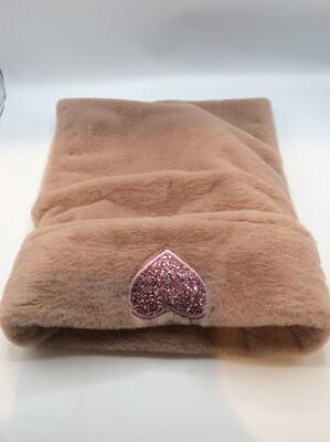 Luxe Sleeping Bag Old Pink S1