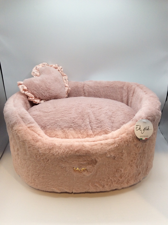 Cuccia Soft Pizzo Pink