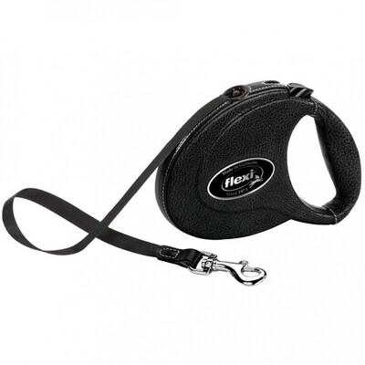 Flexi leather black M