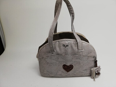 Traveller bag + poopbag trolly S2