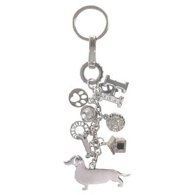 Porte-clés Teckel