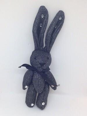 konijn zwart