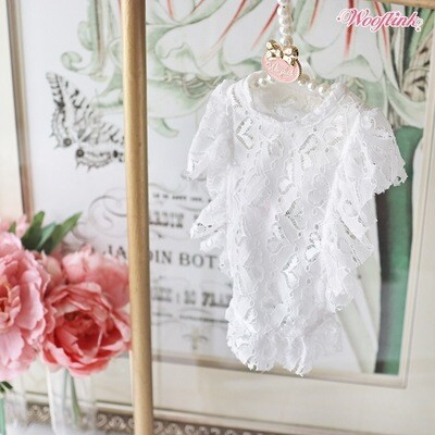 Blouse Perfect spring white