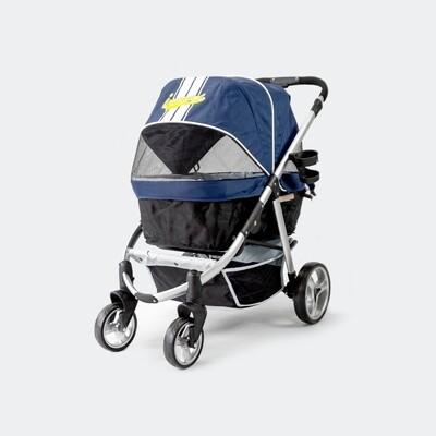 Retro buggy blauw