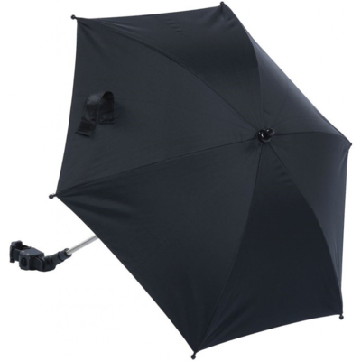 Buggy parasol zwart