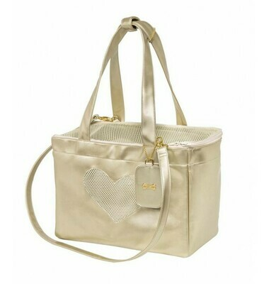 Lovely In Gold Bag M