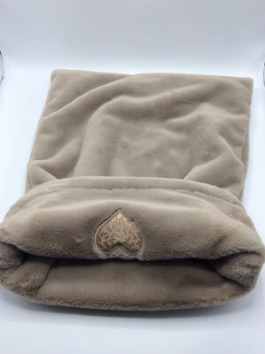 Luxe sleeping bags taupe S2