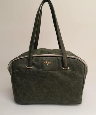 Summer life bag olive + waste bag