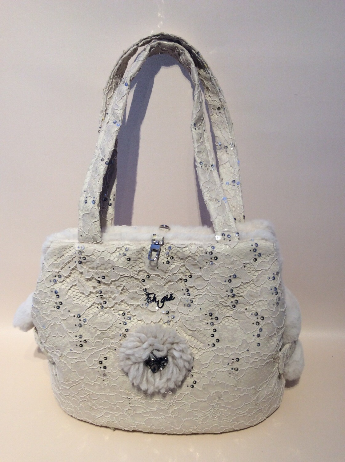Fair bag S2 with lace