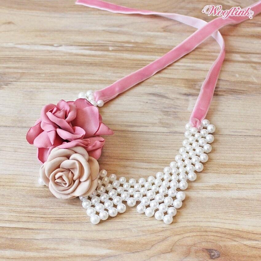 Florets necklace