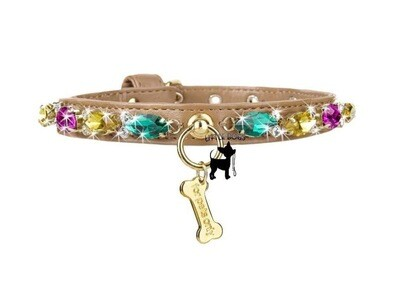 Get the vibe collar camel