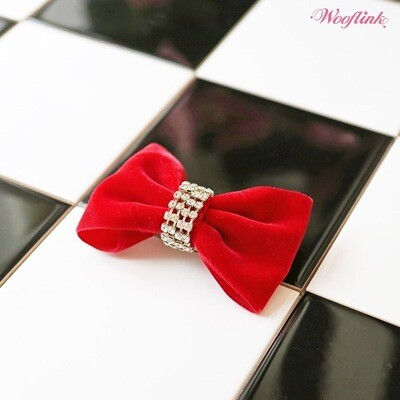 Part time bow red