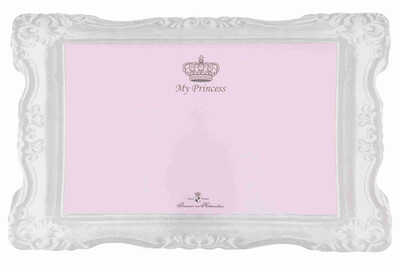 Placemat my Princess