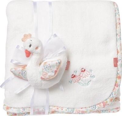 Cuddle blanket Ith swan