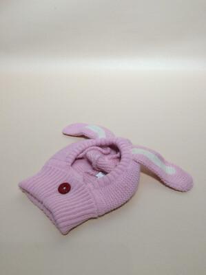 Bonnet Pink 34-39cm