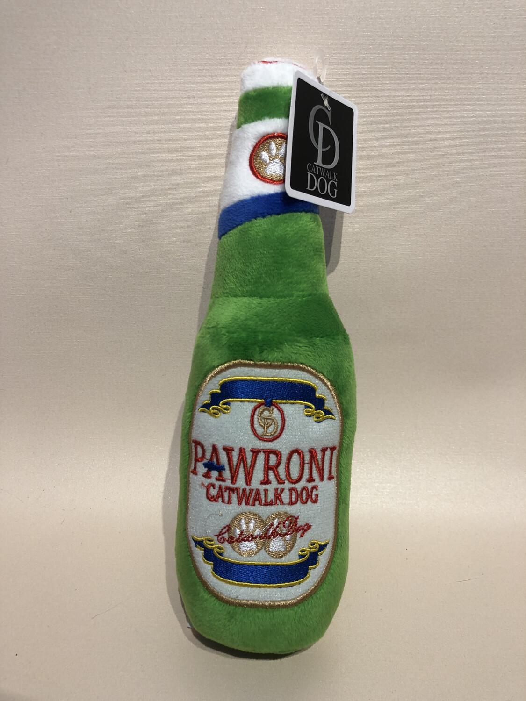 Pawroni  bottle toy