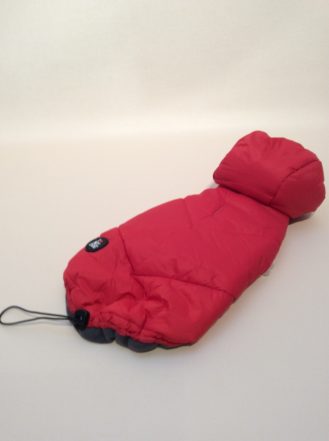 Jacket Lava Red