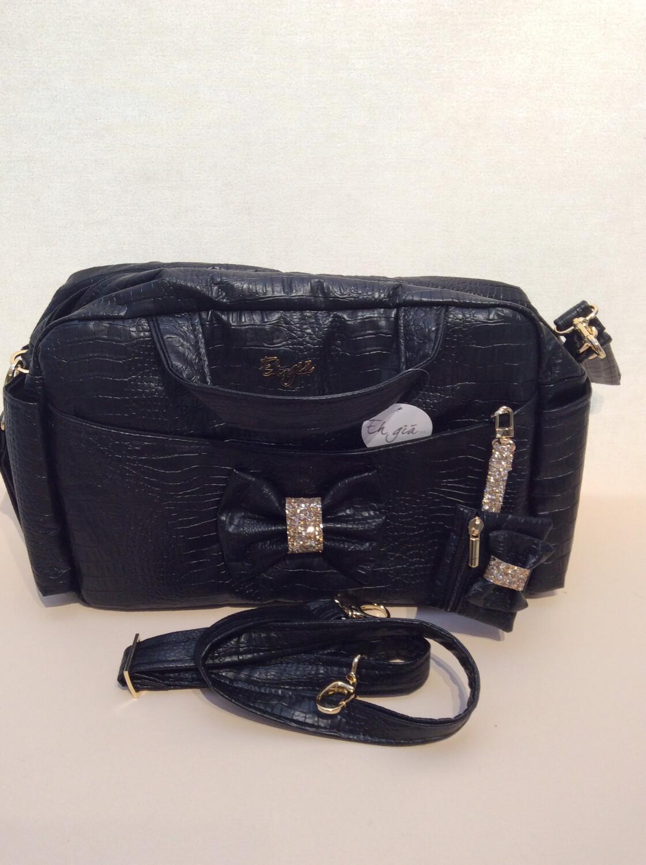 Nursury Bag crocco + waste bag