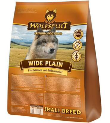 Wide Plain Small Breed