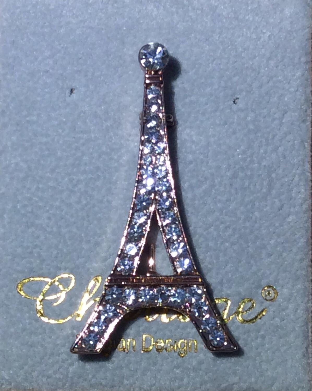 Brooch Eiffel