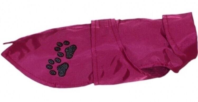 Raincoat pink 39cm