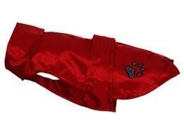 Raincoat red