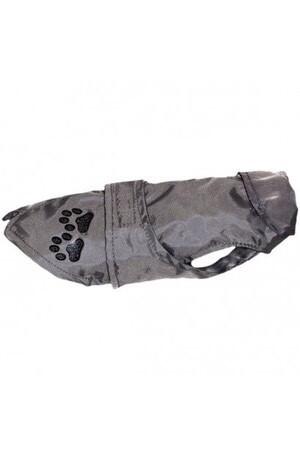 Raincoat grey