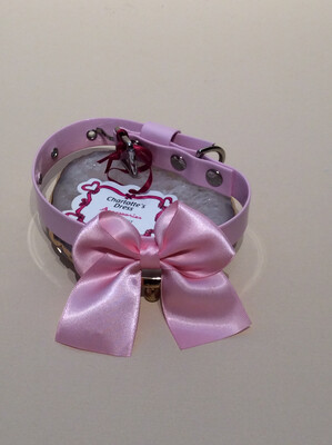Bow pink 40cm