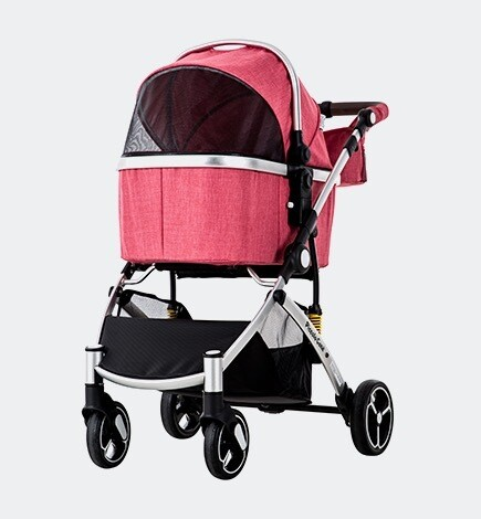 Piccolocane Carino II Melange pink