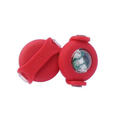 Safety light red