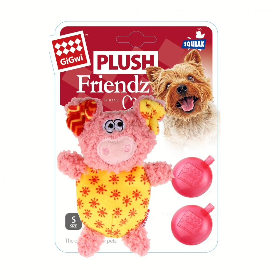 Plush Friendz Pig