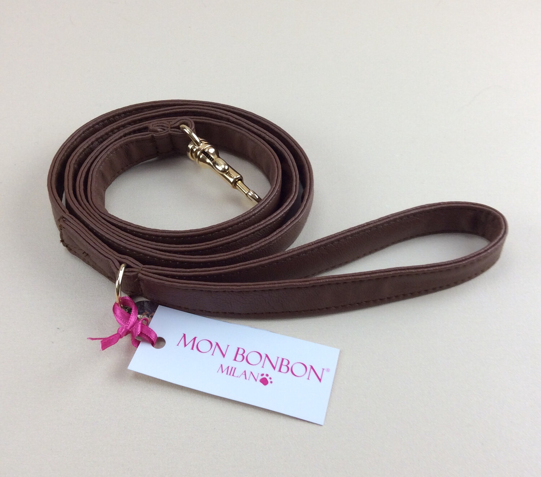 Basic leash brown