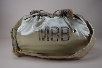Gold shoulderbag Limited edition