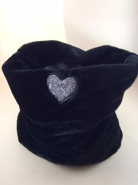 Luxe sleeping bag black S2