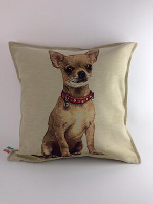 Home cushion Chihuahua
