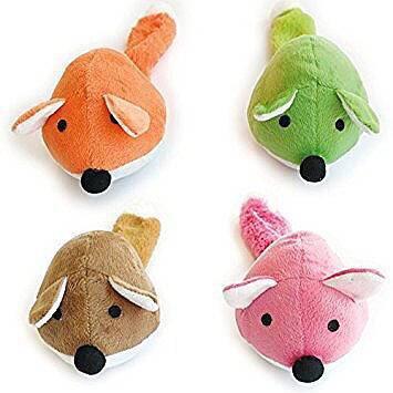 Gringo Foxes Squeaker