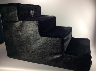 Stair crocco black