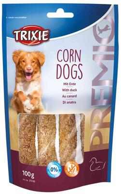 Corn Dogs met eend
