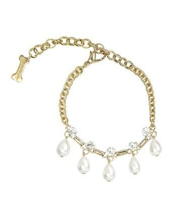 Pearl drops bijoux