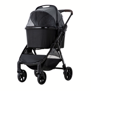 Piccolocane Eco zwart/grijs