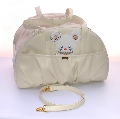 Topomio Butterfly Aria bag Ivory